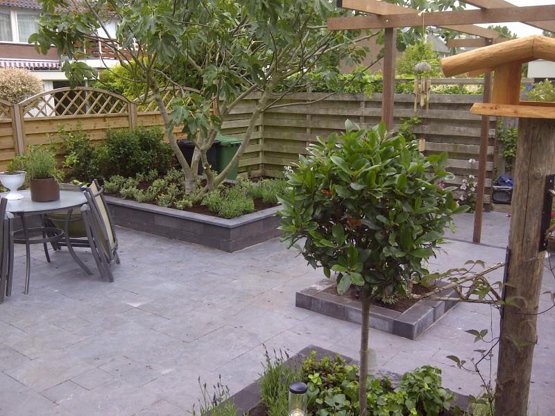 Voorbeeldtuinen Kleine Tuin : Voorbeeld tuinen hoveniersbedrijf van der burg